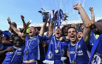 Here are the live games on TV for the first two months of the Premier League season