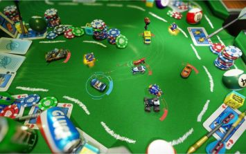 Remember Micro Machines? They're coming back for the PS4 and Xbox One