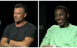 The guys of Transformers: The Last Knight talk to JOE about explosions, Michael Bay and wrap parties