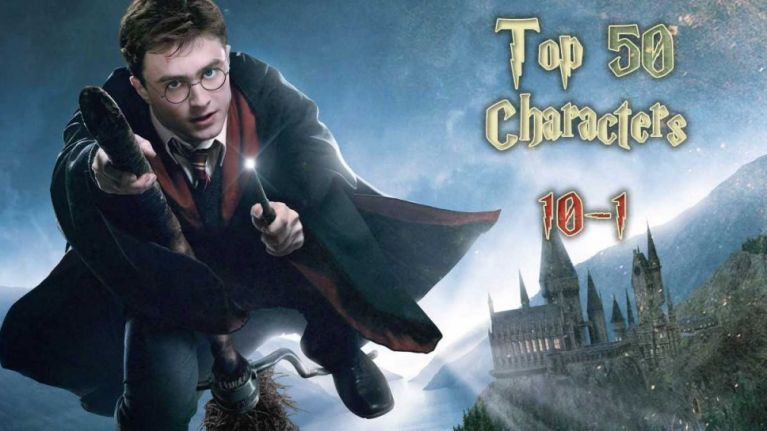 The 50 Greatest Harry Potter Characters - #10-1 | JOE is the voice