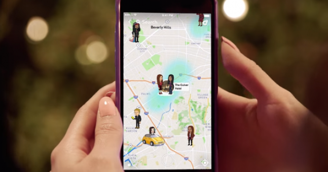 WATCH: Snapchat have released a new feature called Snap Map.
