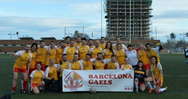 Around the World in 80 Clubs - Barcelona Gaels (#51)