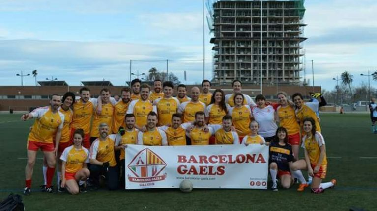 eb1aefa7091 Around the World in 80 Clubs - Barcelona Gaels ( 51)