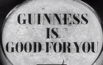 We can finally tell you just how good Guinness actually is for you