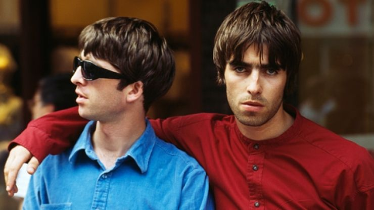Liam Gallagher is more than happy for an Oasis reunion at Slane