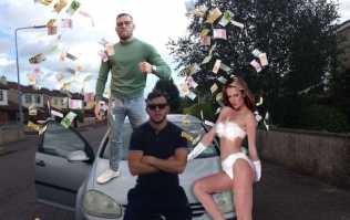 PIC: A Corkonian has gone to some effort to sell his car on Done Deal