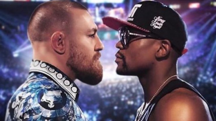 Here's the odds on some of the oddest bets you can make on the McGregor / Mayweather fight