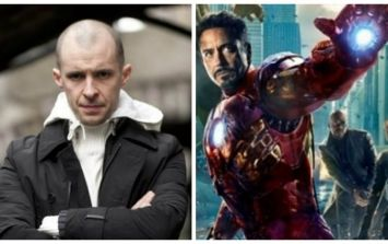 Do these pics reveal Nidge is in the new Avengers movie?