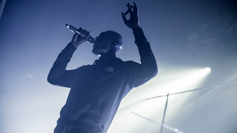"Stormzy tears apart Daily Mail for article about grime music and ""skunk"""