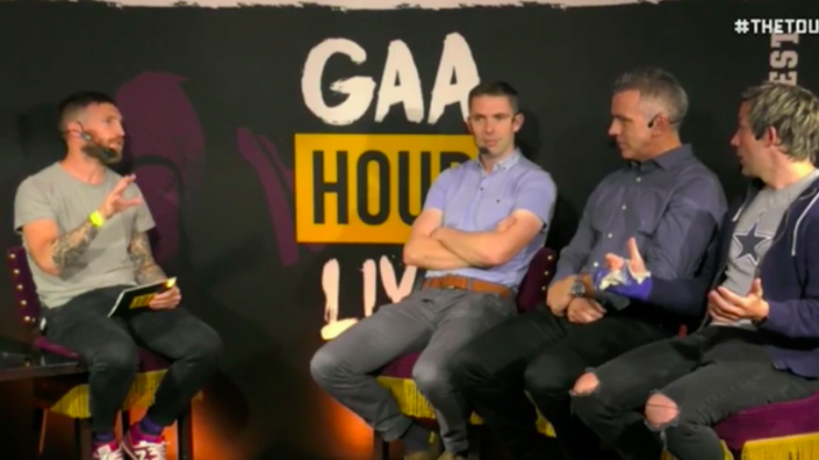 The GAA Hour Live is coming to Newbridge and you can be there