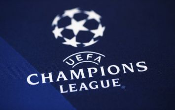 Here's who got who in the Champions League Last 16 draw