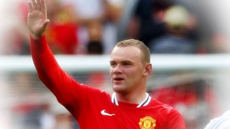 It's official! Wayne Rooney is no longer a Manchester United player