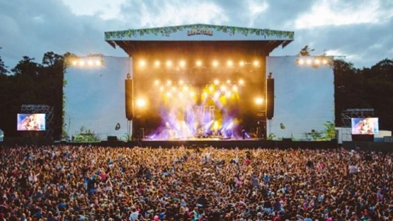 Longitude releases official festival map ahead of this weekend's event