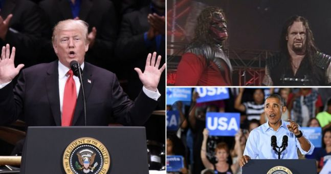 5 times other US Presidents used WWE memes to vent their feelings