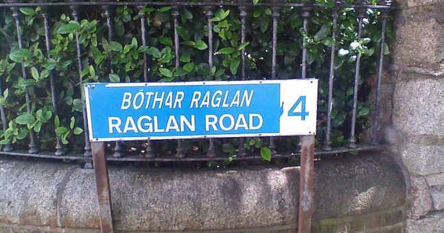 Dublin's street signs could be undergoing a design change... and we approve
