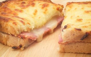 The croque monsieur: This mannish sandwich is the future of homemade brunches