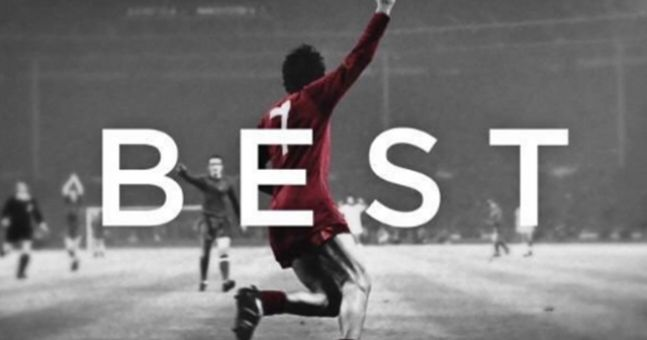 People absolutely loved the George Best documentary on the BBC