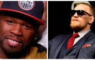 50 Cent: 'The Little Leprechaun will be Mayweather's 50th victim'