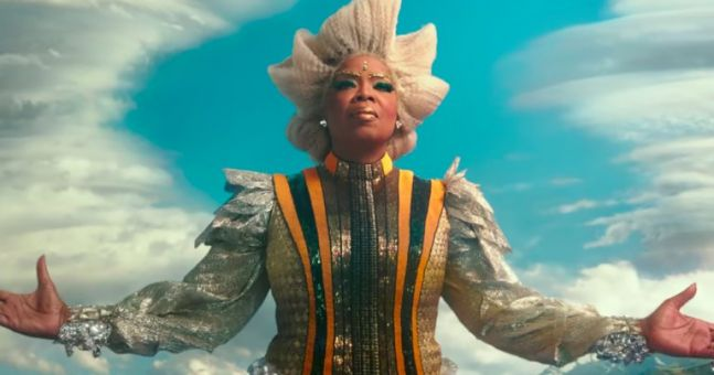 #TRAILERCHEST: Disney goes hard sci-fi with the visually stunning A Wrinkle In Time
