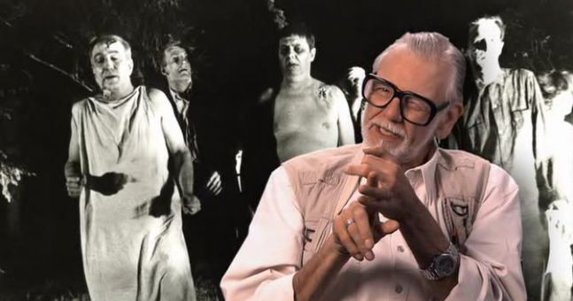 Legendary filmmaker George A. Romero has died aged 77