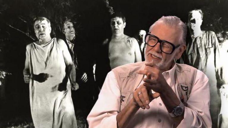 Legendary filmmaker George A. Romero has died aged 77