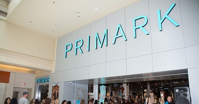Primark are recalling a product due to high levels of chemicals