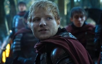 Game of Thrones star really didn't like Ed Sheeran's cameo in the show