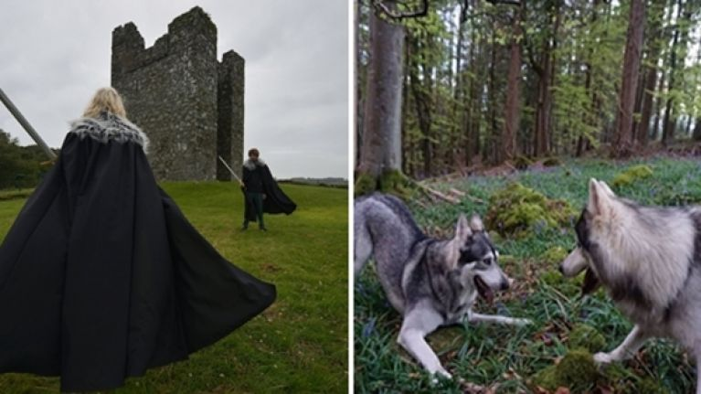 The definitive Game of Thrones experience is in Ireland