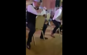 WATCH: A Wexford groom and his friends perform special wedding dance for bride