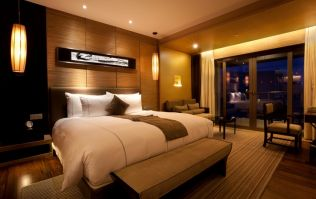 The best hotel suite in all of Ireland has been revealed