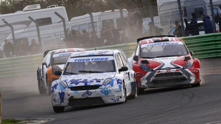 Mondello Park welcomes the best British and Irish talent for a feast of rallycross championship action