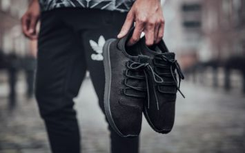 Triple black: We look at the biggest trend in trainers