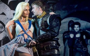 The trailer for the Game Of Thrones porn parody features an evil Queen Sexcei
