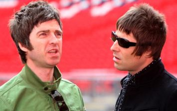 """Liam Gallagher slags off Noel over """"drink-free"""" gigs"""