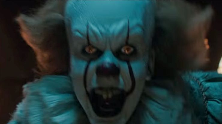 The terrifying new trailer for IT is here and it's bloody brilliant