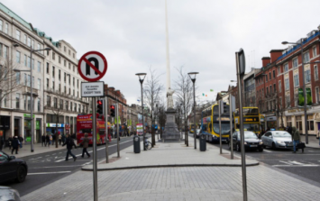 Reports say a pedestrian struck by Luas on Dublin's O'Connell St