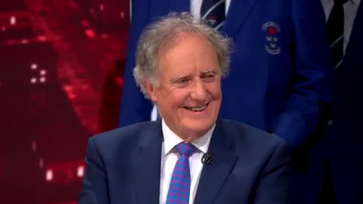 The top choice to replace Vincent Browne will definitely not be getting the job now