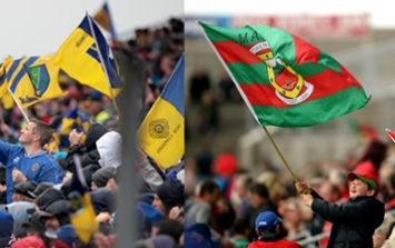 This story about a Mayo fan and a Roscommon fan buying tickets is just lovely