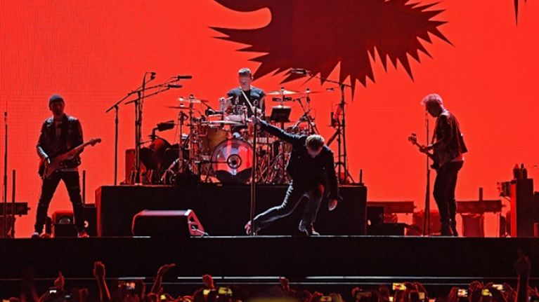 QUIZ: Can you beat the clock and identify all these U2 songs from the lyric