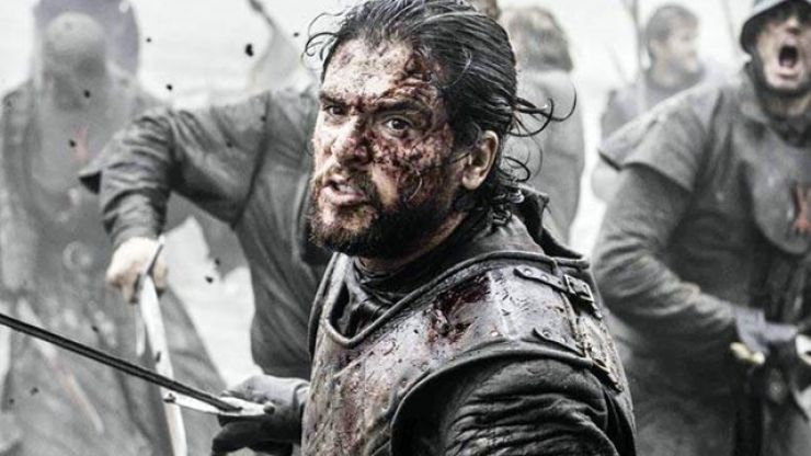 Game Of Thrones has broken a historic record in filming an upcoming epic battle for Season 8