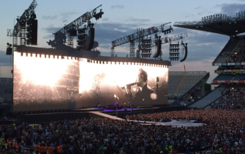 WATCH: Three of the biggest moments from U2's Dublin homecoming