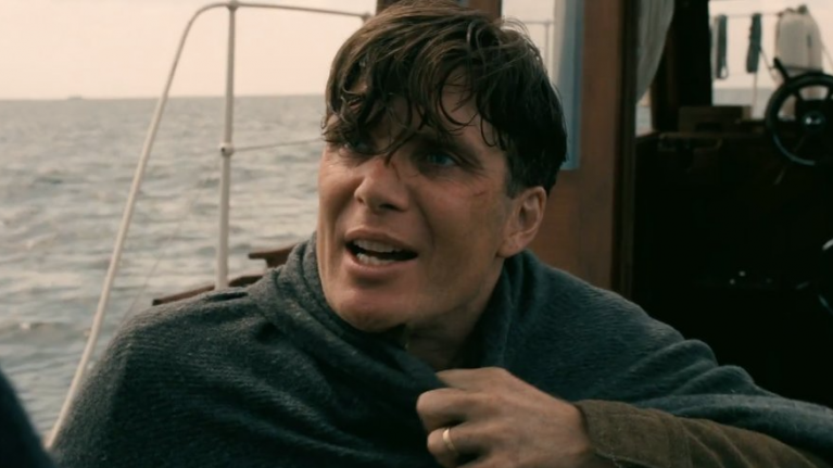 The cast of Dunkirk fell in love with Cillian Murphy, and rightly so