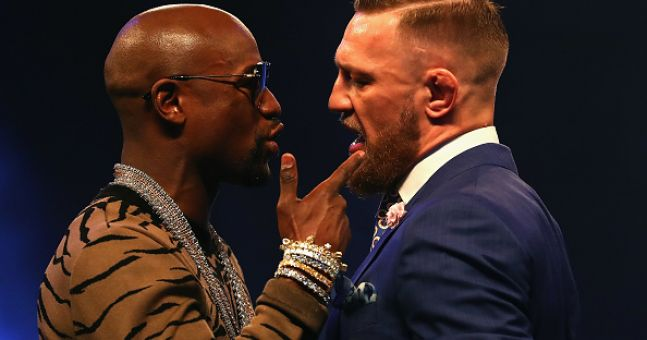 Floyd Mayweather wants to charge pay-per-view fans a massive sum for McGregor fight