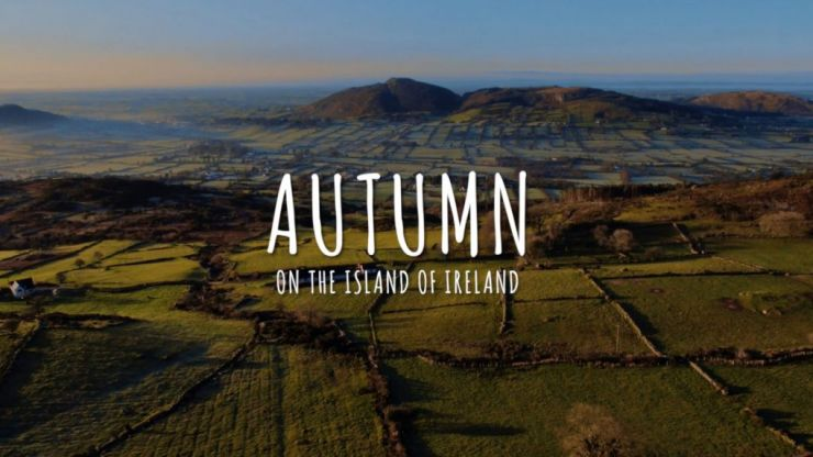 WATCH: New Tourism Ireland video shows the beauty of Ireland in Autumn