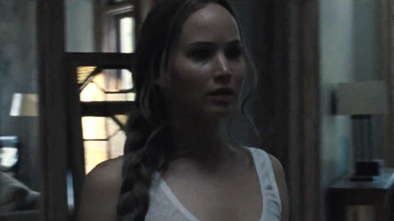 #TRAILERCHEST: J-Law teams up with the director of Black Swan for out-and-out horror Mother