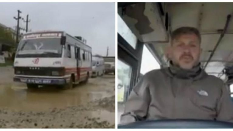 WATCH: Dublin Bus driver takes on Nepal bus-route, is our new national hero