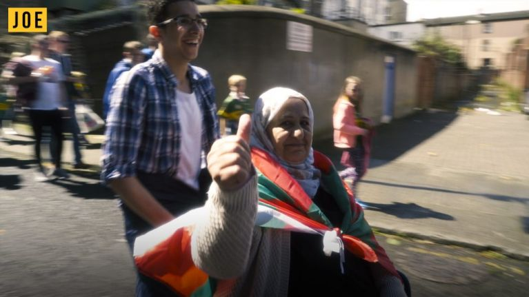 For the Ballaghaderreen refugees, a trip to Croke Park was about a lot more than the Mayo-Roscommon rivalry