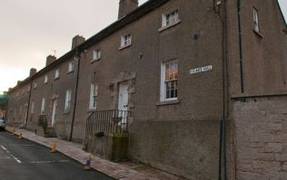 WATCH: This ghost walking through a wall in Armagh scares the living bejaysus out of us