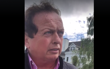 WATCH: Marty Morrissey calls out man who down right refuses to have stag party