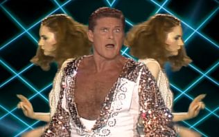 WATCH: The music video for David Hasselhoff's new song is full tilt bonkers and we love it